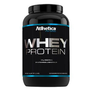 WHEY PROTEIN PRO SERIES 1 kg Athletica Nutrition