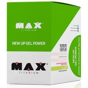 NEW UP GEL POWER 1 Sachê Max Titanium