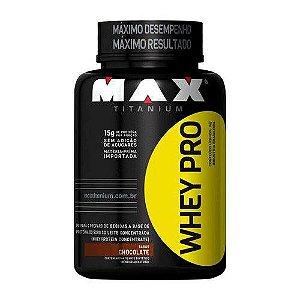 WHEY PRO 1 kg Max Titanium