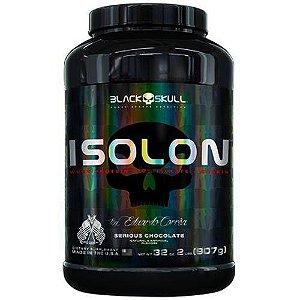 ISOLON907g Black Skull