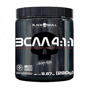 BCAA 4:1:1- 280g - Black Skull