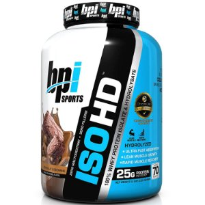 ISO HD 2,277 kg BPI Sports