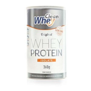 WHEY PROTEIN ISOLATE - 360g - Clean Whey