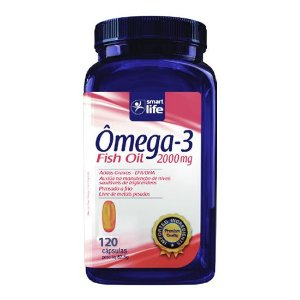 ÔMEGA 3 2000mg 120Caps