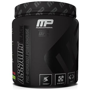 ASSAULT BLACK MUSCLEPHARM 300g