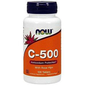 C-500  NOW SPORTS 100 CAPSULAS