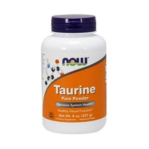 TAURINE 227g NOW SPORTS