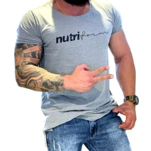 CAMISETA MESCLA - NUTRIFORM COLLECTION