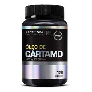ÓLEO DE CARTAMO 120 CAPSULAS - PROBIÓTICA