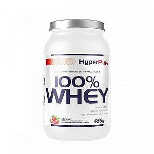 100% WHEY HYPERPURE 900g