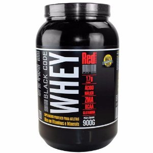 BLACK WHEY CODE - 900g - RED SERIES