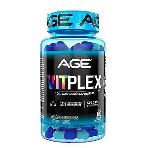VITPLEX - 60 CAPS - AGE