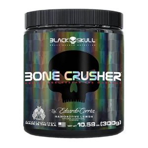 BONE CRUSHER - 300g - BLACK SKULL