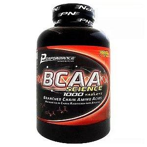 PROMOÇÃO BCAA SCIENCE - 300 CAPSULAS - Performance Nutrition