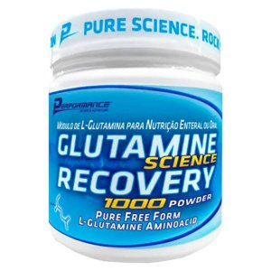 GLUTAMINE SCIENCE POWDER - 300g - PERFORMANCE