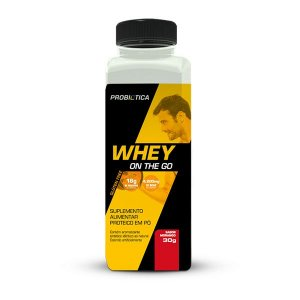 WHEY ON THE GO - 30g - PROBIÓTICA