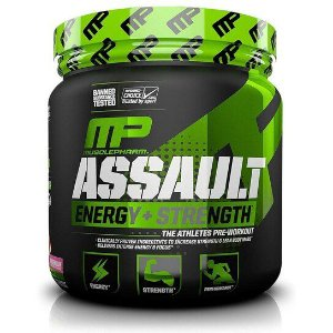 ASSAULT - 345g - Musclepharm