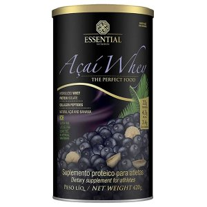 AÇAÍ WHEY - 420g - ESSENTIAL NUTRITION