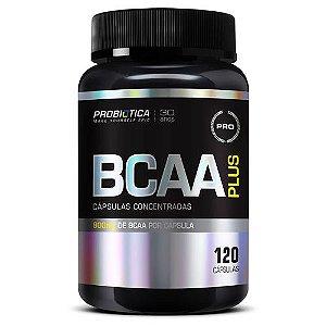 BCAA PLUS 800 - 120 CÁPSULAS