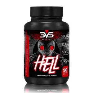 HELL 90 CÁPSULAS - 3VS