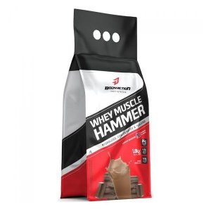 WHEY MUSCLE HAMMER REFIL - 1,8kg - BODY ACTION
