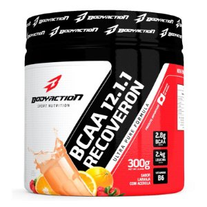 BODYACTION - BCAA 12:1:1 RECOVERON - 300g