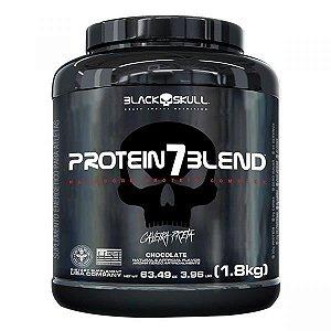 Protein 7 Blend (1.8kg) - Black Skull