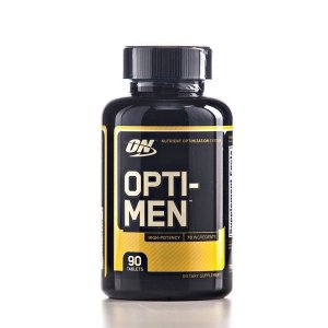 OPTIMEN POLIVITAMINICO - 90 TABLETES - OPTIMUM NUTRITION