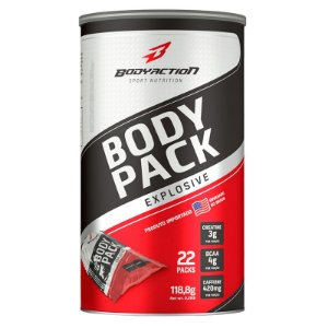 BODY PACK EXPLOSIVE - 44 PACKS
