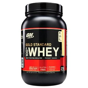 GOLD STANDARD 100% WHEY PROTEIN - 907g - Optimum Nutrition