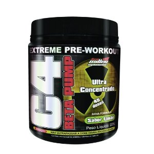 C4 PUMP - PRE-WORKOUT - NEW MILLEN - 225G