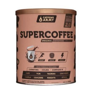 SUPERCOFFEE - CAFFEINE ARMY - 220G