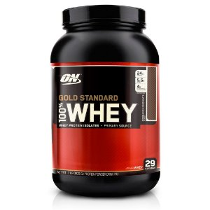 GOLD STANDART 100% WHEY PROTEIN - 900g - Optimum Nutrition
