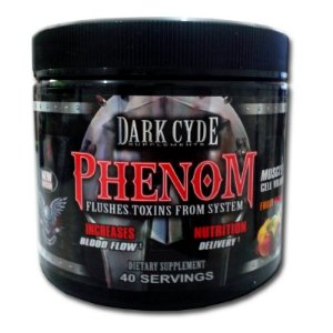 DARK CYDE PHENOM 40 SERVINGS FRUIT PUNCH