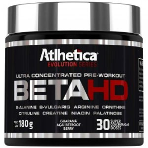 BETA HD ULTRA CONCENTRADO PRE WORKOUT