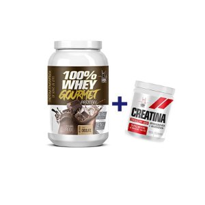 WHEY 100% GOURMET PROTEIN + C
