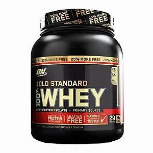 GOLD STANDARD 100% WHEY PROTEIN - 1,09Kg - Optimum Nutrition
