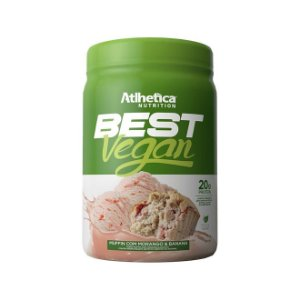 BEST VEGAN - 500G - ATLHETICA NUTRITION