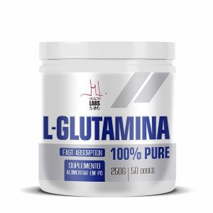 HEALTH LABS - L-GLUTAMINA - 1KG