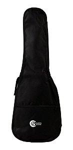 Capa Semi Alcolchoada Para Violão Folk Custom Sound CVF-1