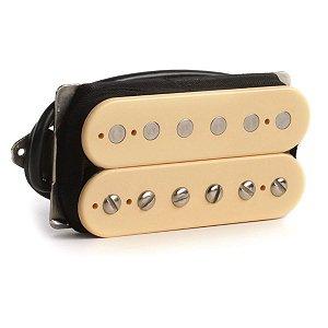 Captador Guitarra Humbucker Distortion Ponte Malagoli Creme