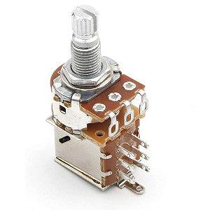 Chave Split Potenciômetro Push Pull Para Guitarra Baixo B500K