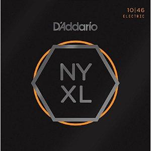 Encordoamento Para Guitarra 010 NYXL Daddario