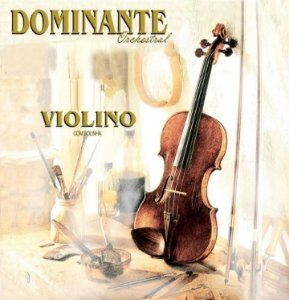 Encordoamento Para Violino 4x4 Dominante