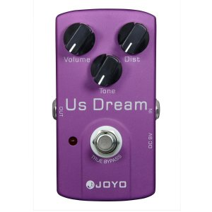 Pedal Guitarra Joyo Us Dream Distortion