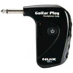 Mini Amplificador Para Fone De Ouvido Nux GP-1