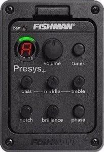 Captador + Pré Presys 201 Fishman