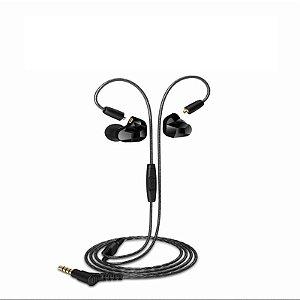 Fone Moxpad X9 In Ear Retorno Palco Profissional Dual Drive