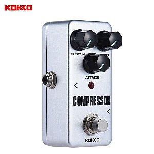 Mini Pedal Kokko Compressor Sustein Similar Boss Mxr