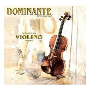 Encordoamento Cordas Para Violino 4x4 Dominante